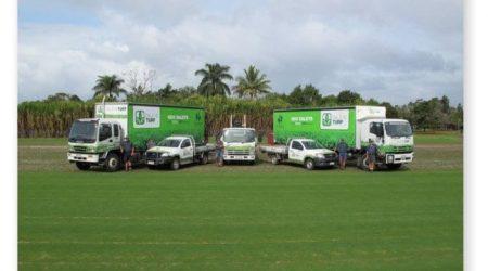 Daleys Turf - Truck Fleet