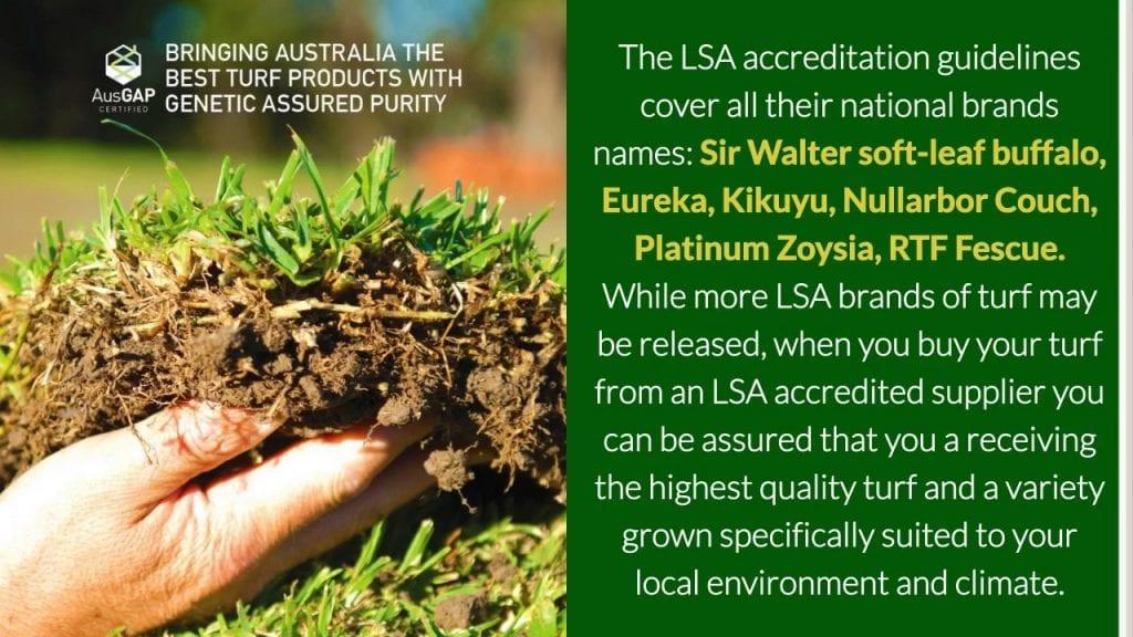 Lawn Solutions Australia and AusGap