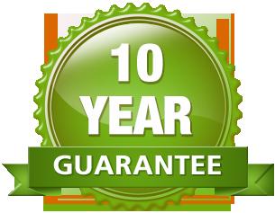 Daleys Turf - 10 Year Guarantee