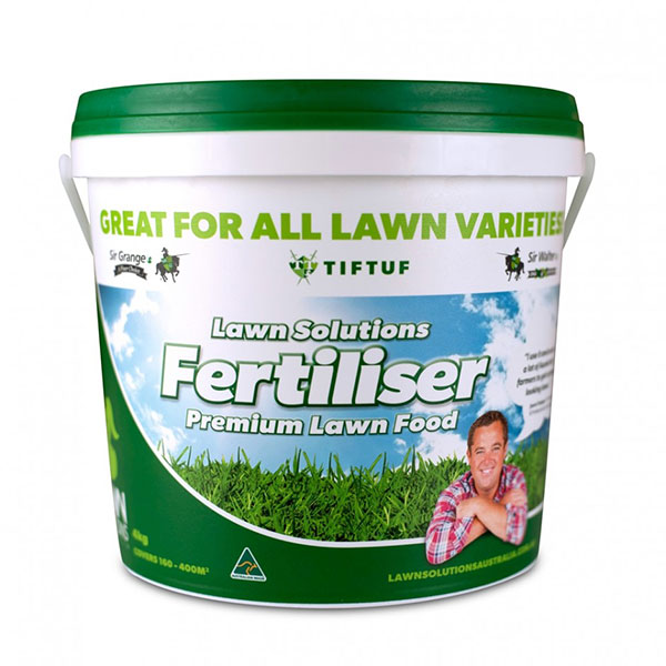 Lawn Solutions Premium Fertiliser - 4kg