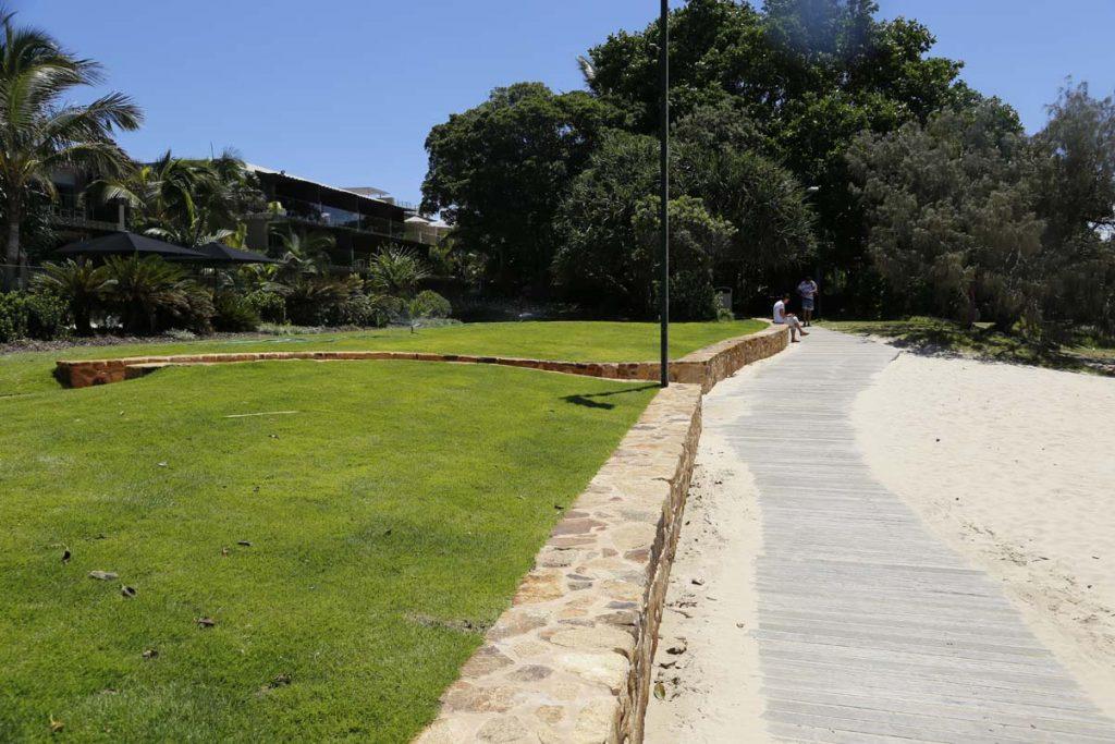 Daleys Turf - Noosa Beach Project